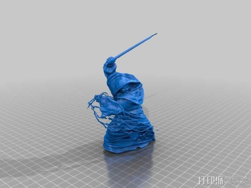 西斯皇族 3D模型  图1