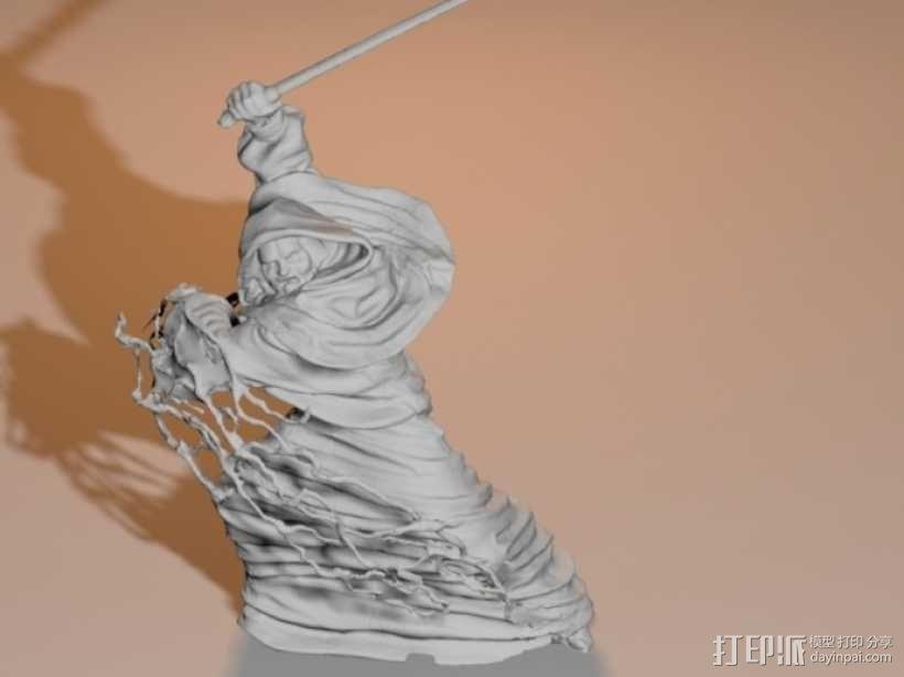 西斯皇族 3D模型  图2