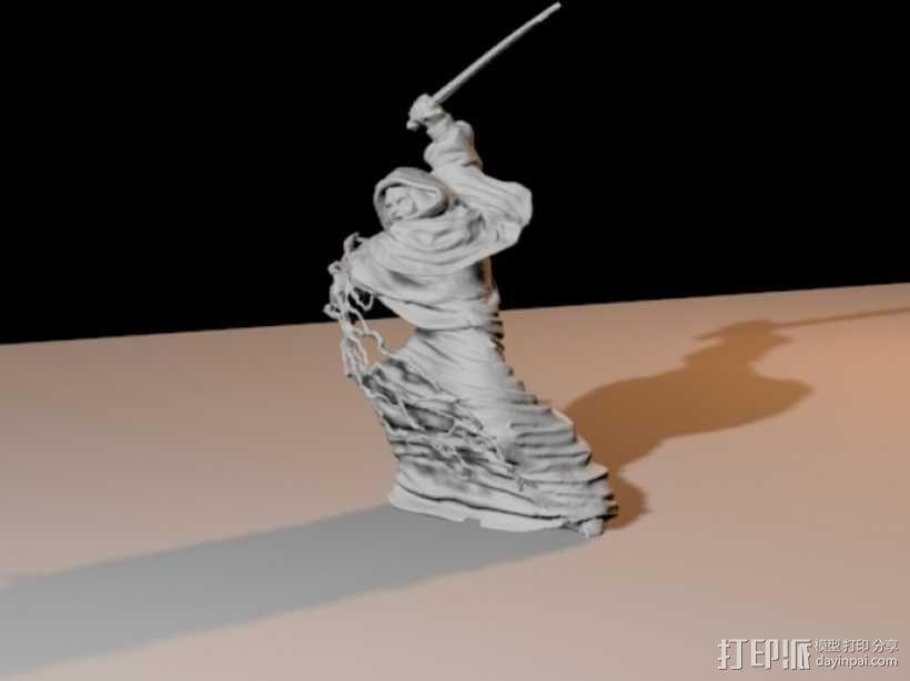 西斯皇族 3D模型  图4