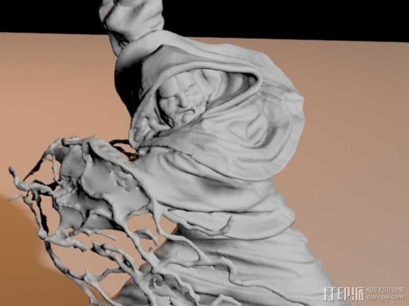 西斯皇族 3D模型  图3