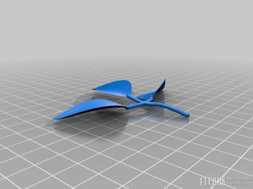 玫瑰花模型 3D模型  图6
