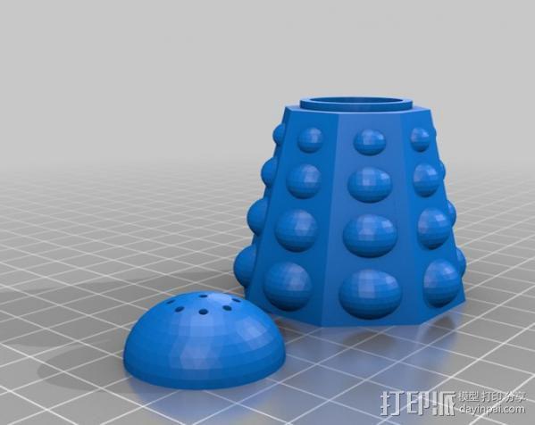 调料瓶  3D模型  图2