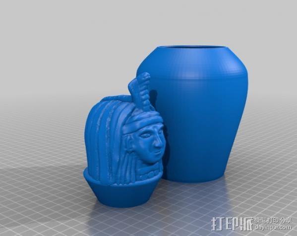 卡诺卜坛 3D模型  图7