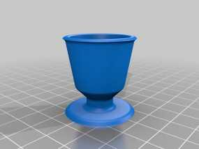 毕达哥拉斯杯 公道杯 3D模型