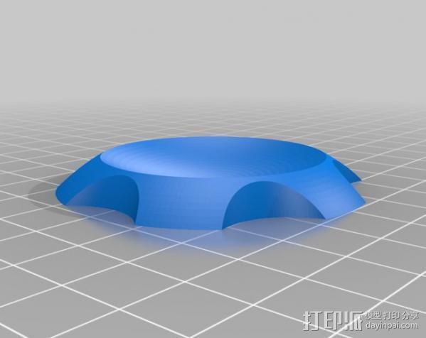 中国球 3D模型  图3
