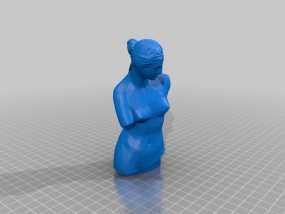 维纳斯 3D模型