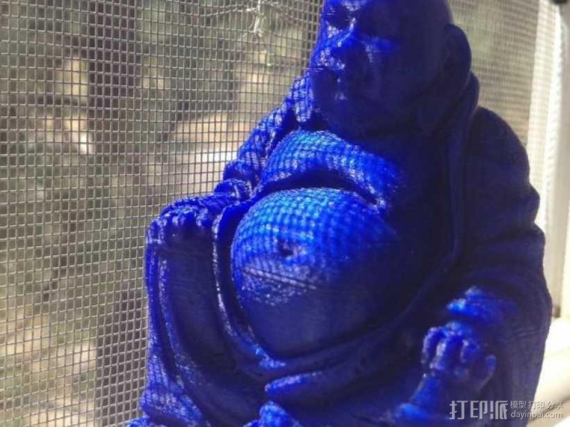 佛像雕塑模型 3D模型  图2