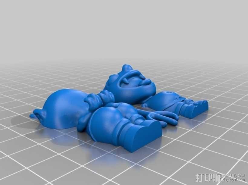 宠物怪兽 Impy 3D模型  图8