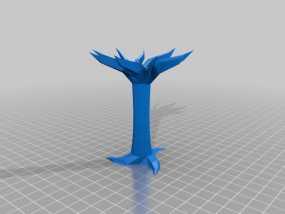 树模型 3D模型