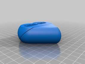 心形盒子 3D模型