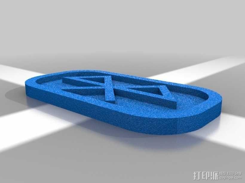 用户界面标志符号 3D模型  图3