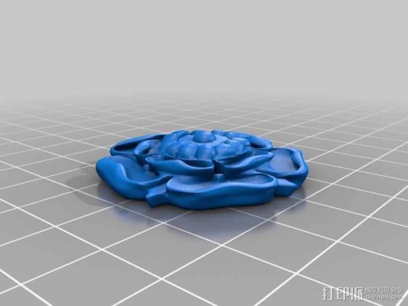 复古小方盒 3D模型  图9