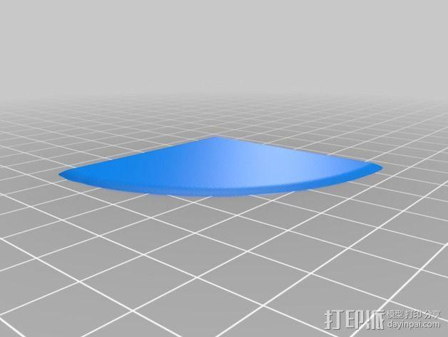 小鹿画板 拼接板 3D模型  图7