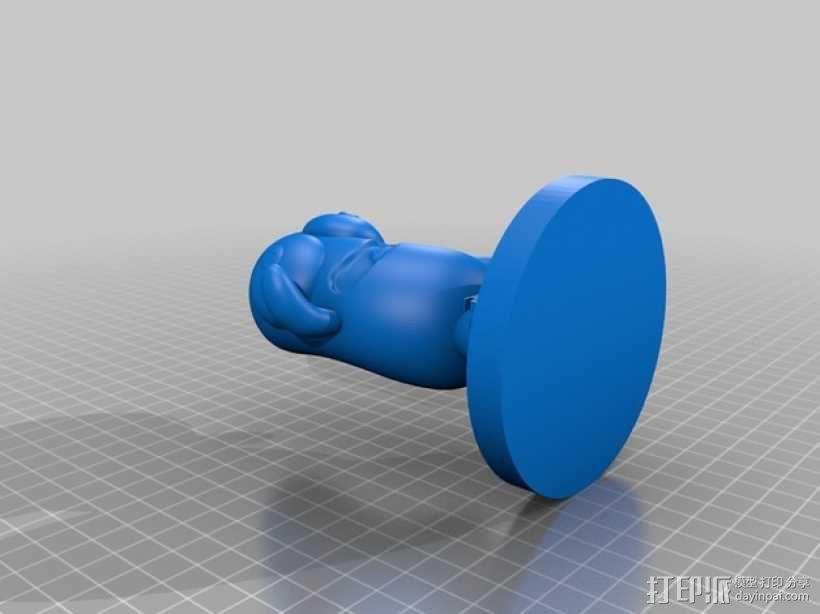 雨花石吉祥物模型 3D模型  图10