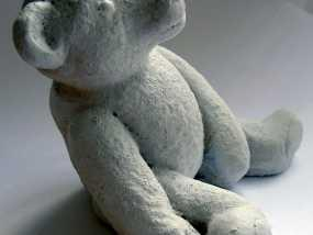泰迪熊玩偶 3D模型