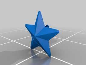 海星 3D模型