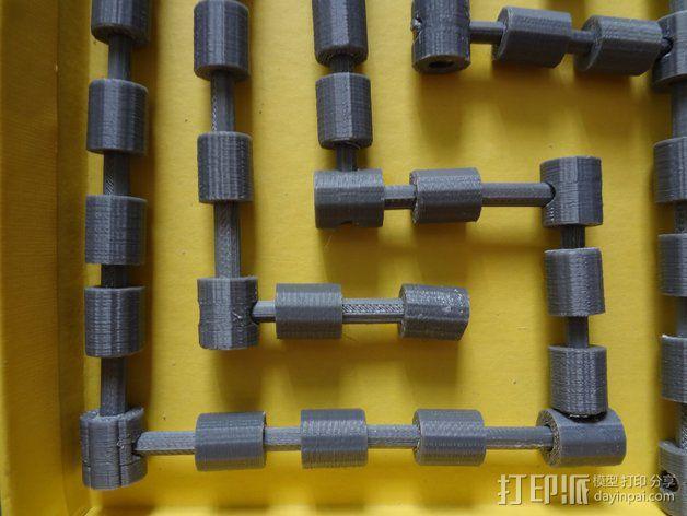 串珠 珠子 3D模型  图1