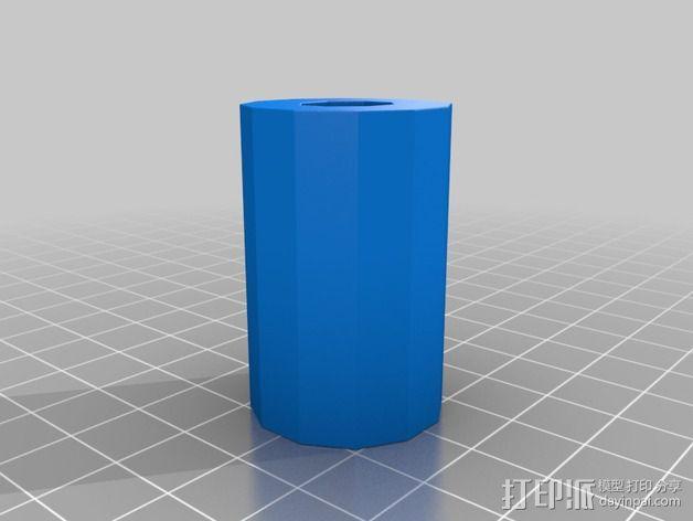 串珠 珠子 3D模型  图3