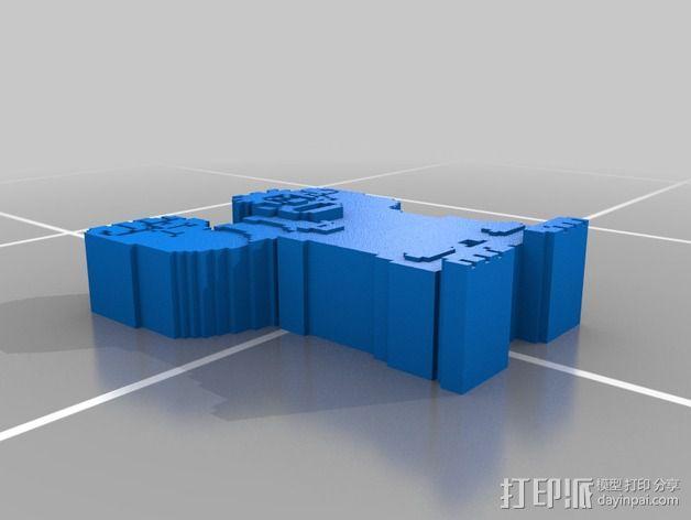 Ralph拉尔夫模型 3D模型  图2