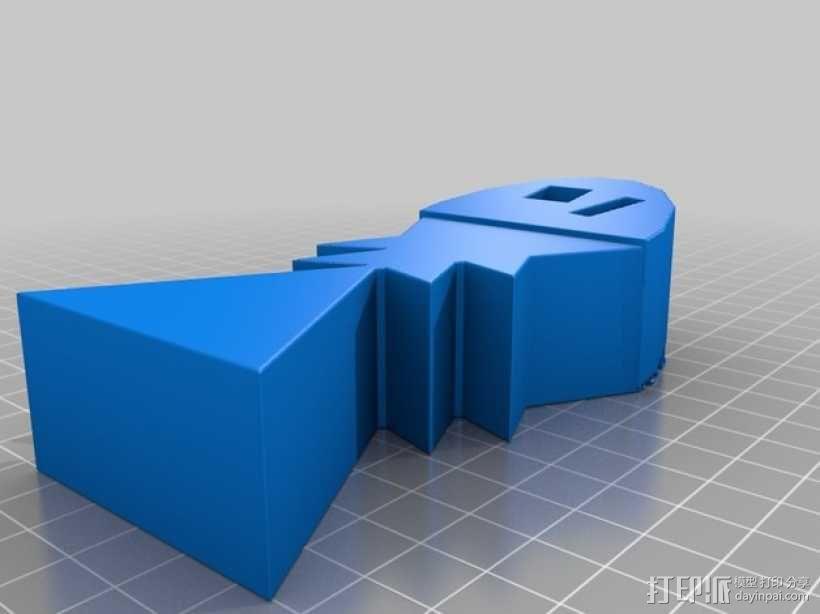奇形怪状的纽扣 3D模型  图11