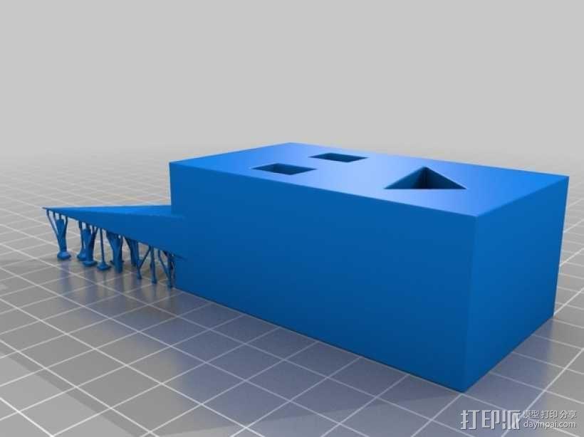 奇形怪状的纽扣 3D模型  图13