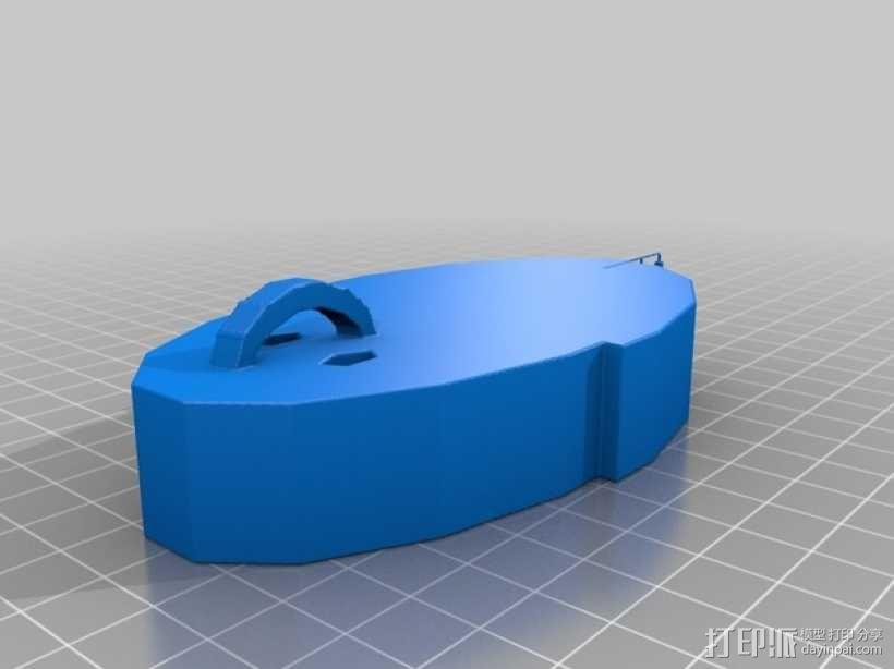 奇形怪状的纽扣 3D模型  图12