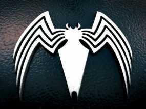 毒蜘蛛标志 3D模型