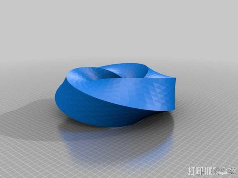 圆环立方体 3D模型  图2