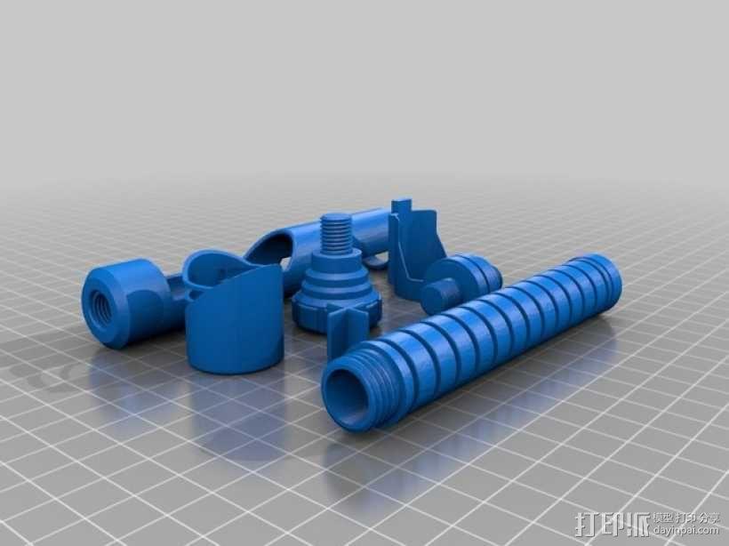 迷你光剑 3D模型  图2