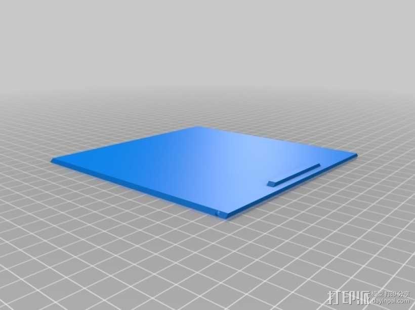 颜料箱 3D模型  图8