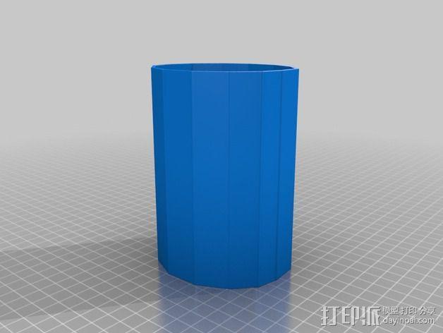 餐具 餐盘 杯子 3D模型  图6