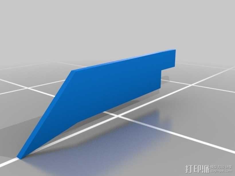 光晕2 手榴弹 3D模型  图7