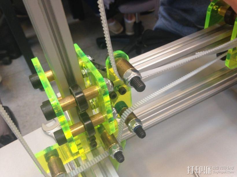 迷你发泡胶切割机 3D模型  图1