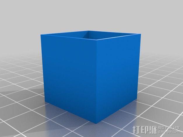 像素 装饰品 3D模型  图2