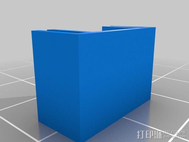 像素 装饰品 3D模型  图3
