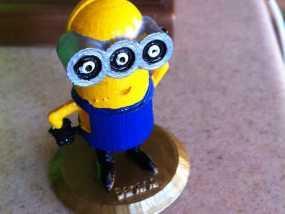 小黄人 3D模型