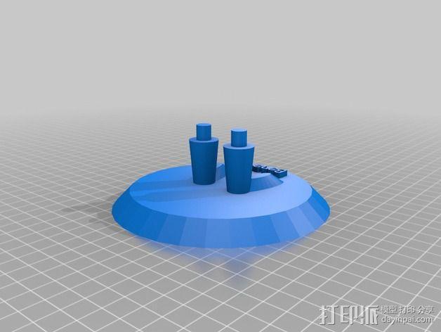 小黄人 3D模型  图3