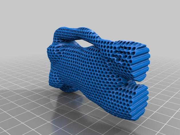 法国之吻 3D模型  图2