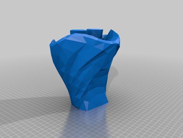 列宁 3D模型  图4