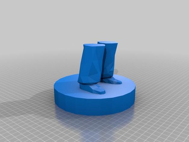 列宁 3D模型  图5