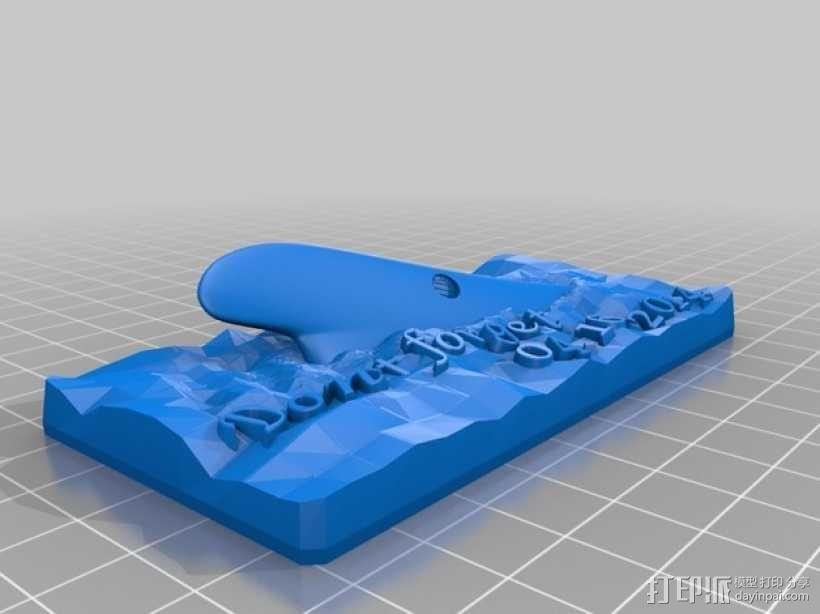 韩国沉船事故 雕塑 3D模型  图2
