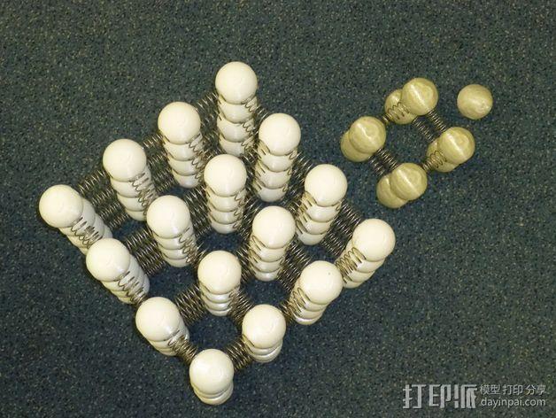 小球 立方体 3D模型  图3