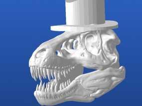 霸王龙 Harrison 3D模型