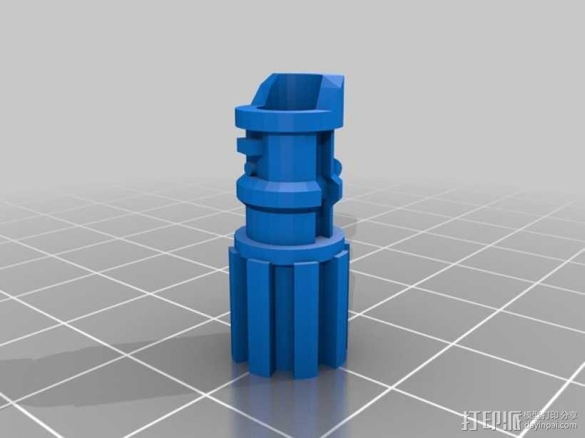 光剑 调酒棒  3D模型  图8