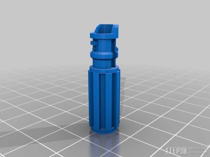 光剑 调酒棒  3D模型  图12