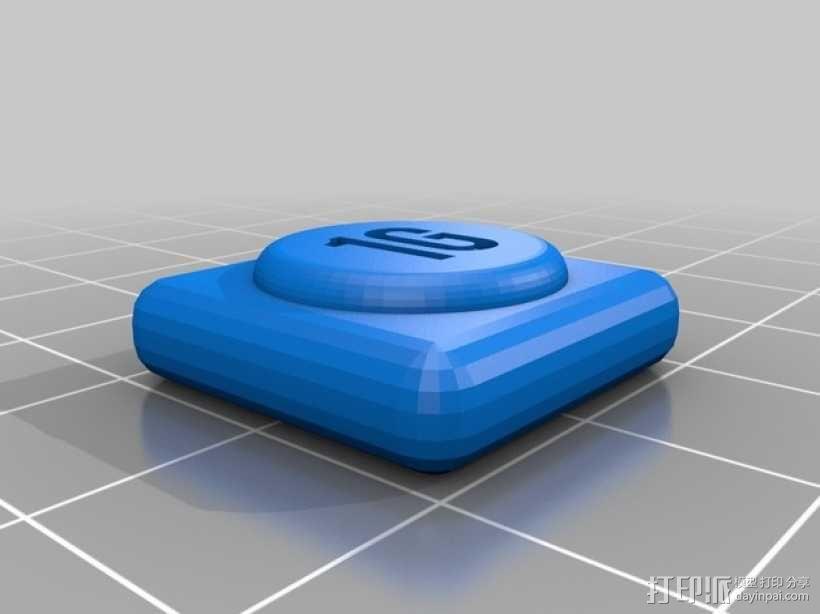 3DBucks 学分奖励 3D模型  图23