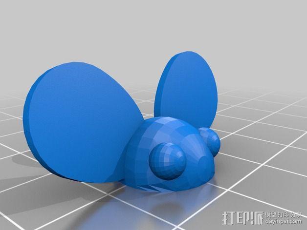 deadmau5 头像 3D模型  图4
