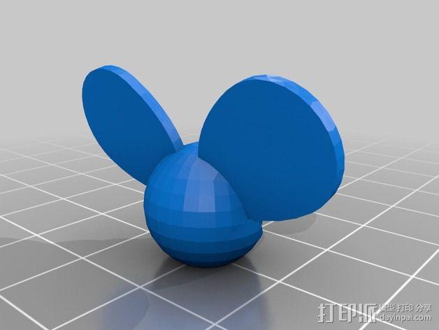 deadmau5 头像 3D模型  图6
