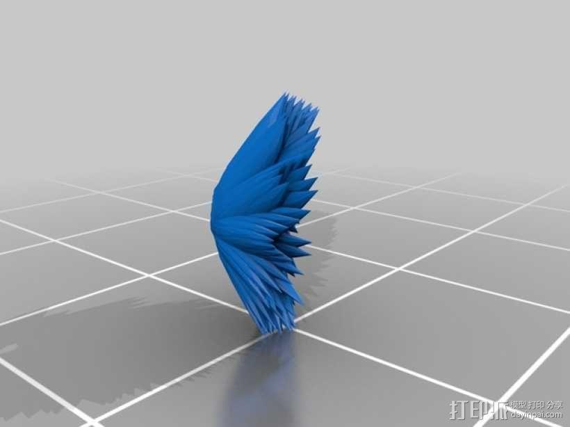 几何学 装饰品 3D模型  图4