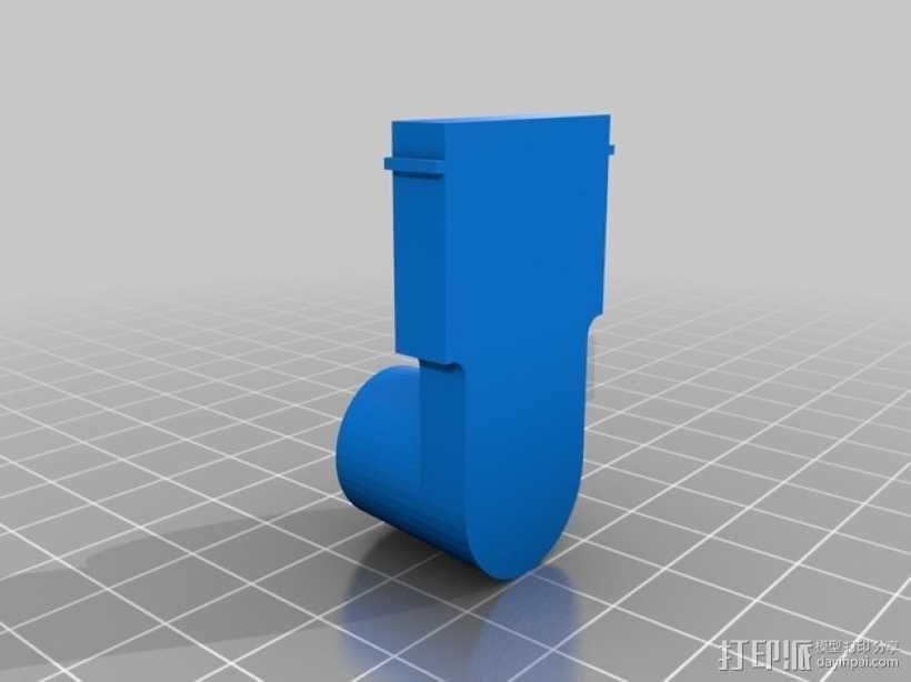 为平板而设计的笔筒 3D模型  图6
